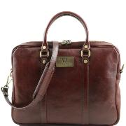 Leather Laptop Case Women or Men  - Tuscany  Leather -