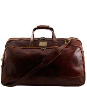 Trolley Leather Bag Bora Bora - Tuscany Leather -