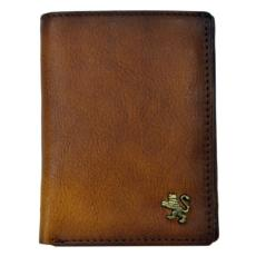 Leather Handmade Wallet for Men -Pratesi-